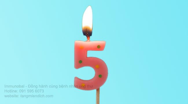ung thư vú giai đoạn 2 sống được bao lâu 04