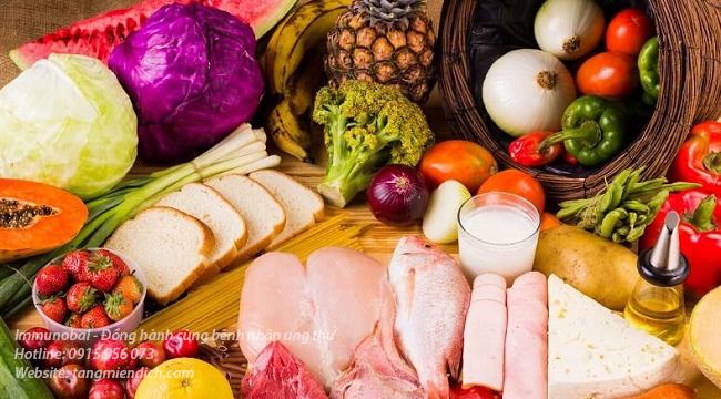 Chế độ ăn cho người ung thư dạ dày