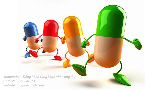 Thuốc tăng khả năng miễn dịch