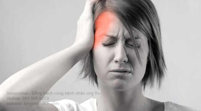 triệu chứng ung thư máu giai đoạn cuối