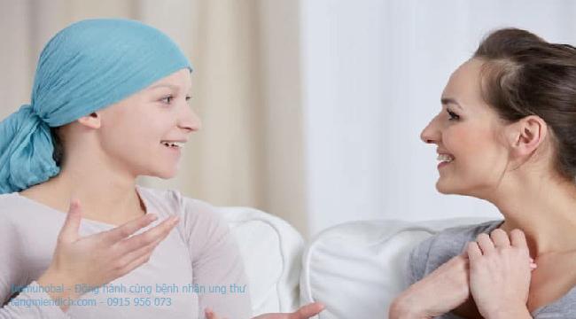 Chăm sóc giảm nhẹ cho bệnh nhân ung thư