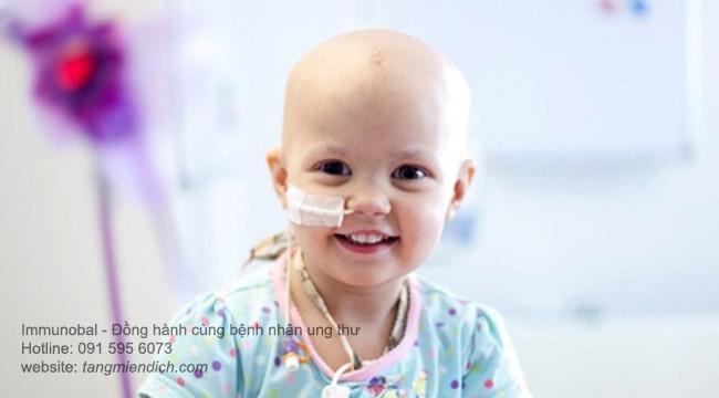 điều trị ung thư máu ở trẻ em 02