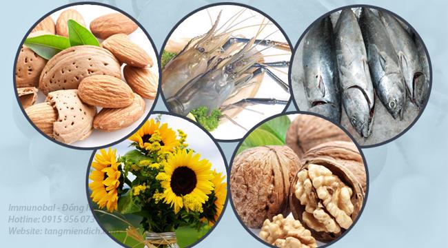 Thức ăn cho người hóa trị