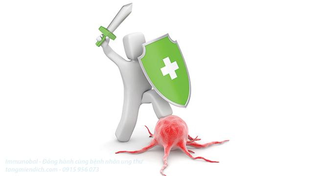 Tăng cường miễn dịch điều trị ung thư