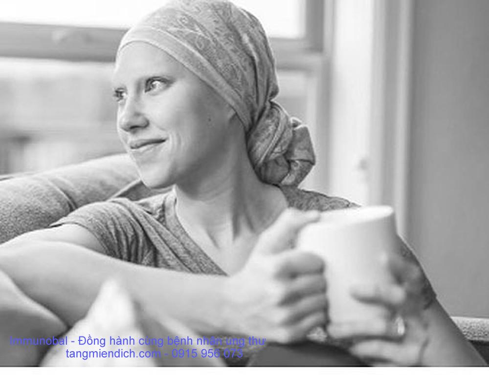 sữa dành cho bệnh nhân ung thư