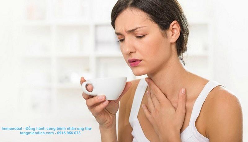 dấu hiệu ung thư vòm họng giai đoạn 1