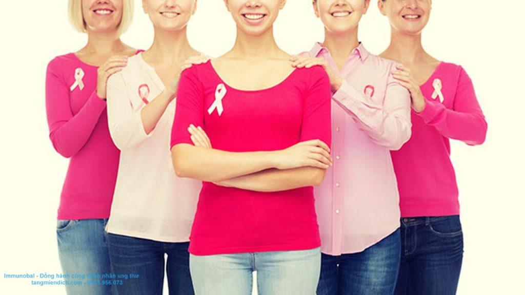 điều trị bệnh ung thư vú