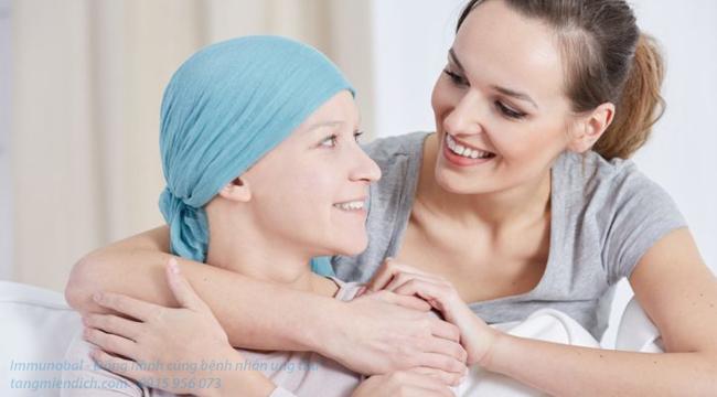 ung thư kiêng ăn gì