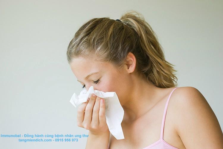 nhận biết ung thư vòm họng