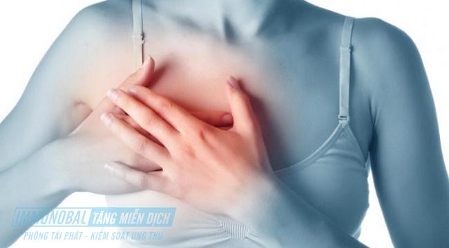 dấu hiệu ung thư vú giai đoạn đầu