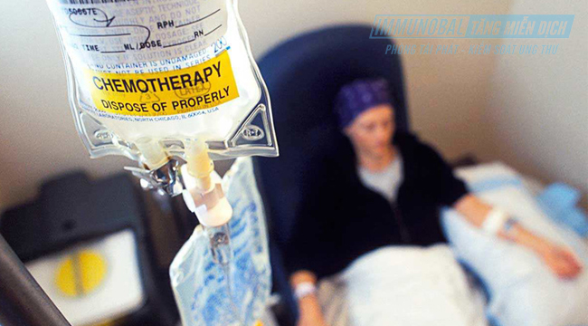 thực đơn cho người hóa trị