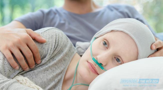 trị ung thư phổi giai đoạn cuối