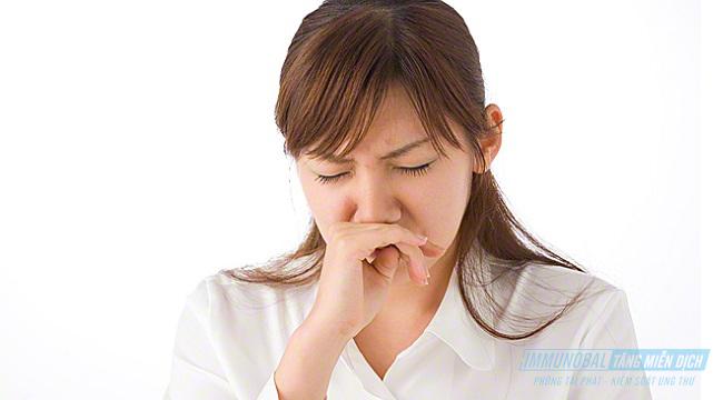 các biểu hiện của ung thư vòm họng