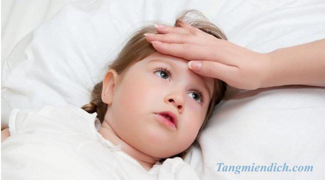 bệnh giao mùa ở trẻ
