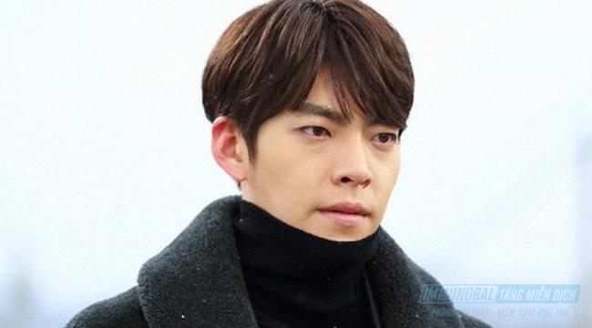 Kim Woo Bin bị ung thư vòm họng