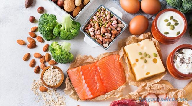 Người bị ung thư tuyến giáp nên ăn gì